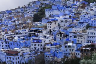 Die blaue Stadt Chefchaouen