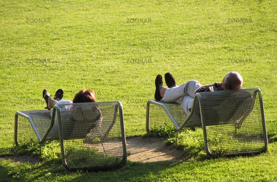 Entspannung pur