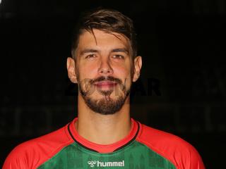 Piotr Chrapkowski  SC Magdeburg HBL Liqui Moly Handball-Bundesliga Saison 2021-22
