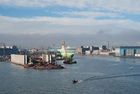 West harbour of Helsinki