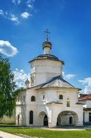 Holy Dormition Monastery, Staritsa, Russia