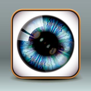 App design eye icon