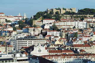 Scenery of Portugal's capital