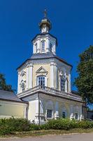 Bogoroditsky Zhitenny Monastery, Ostashkov, Russia