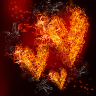 Fire Hearts