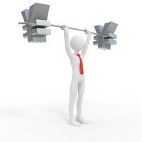 Powerful businessman lift yen