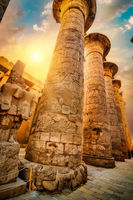 Egypt at sunset