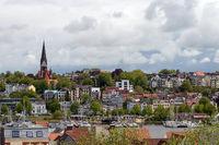 Stadtlandschaft 002. Flensburg. Deutschland