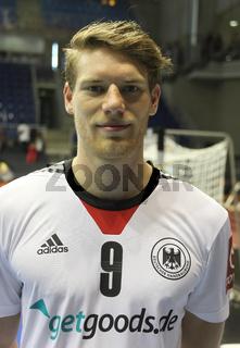 deutscher Handballer Tobias Reichmann DHB-Team HSG Wetzlar HBL DKB Handball-Bundesliga Saison 12-13