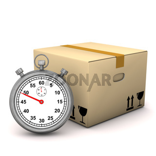 Stopwatch Packing Case