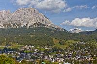 Cortina d' Ampezzo, Dolomiten, Italien