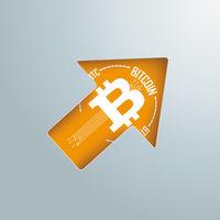 Bitcoin Growth Arrow Price