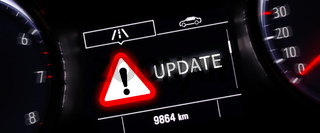 Fahrzeug-Update