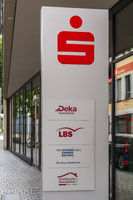 Filiale der Sparkasse Allgäu in Kempten