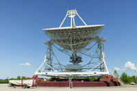 Radio telescope, satellite dish communications