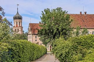 Glockenturm beim Schloss Heiligenberg, Baden-Württemberg