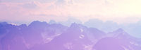 Mountains in Svaneti
