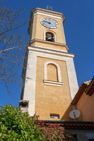 Church of Our Lady Tower in Eze