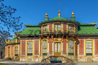 Chinese Pavilion at Drottningholm, Stockholm, Sweden