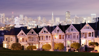 San Francisco 'Painted Ladies'