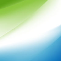 Blue And Green Background With Line