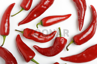 Red bitter pepper