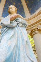 Marien-Statue