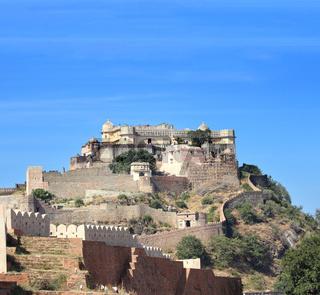 kumbhalgarh fort in india