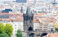Altstädter Brückenturm Prag
