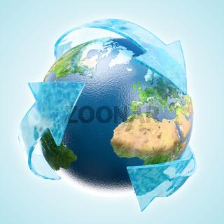 Renewable water
