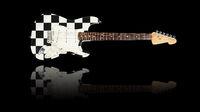 E-Gitarre, Zielflaggendesign