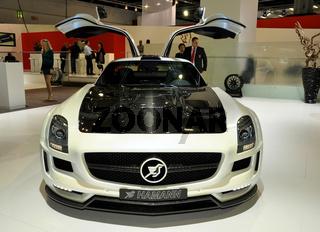 Hamann Hawk Basis Mercedes SLS AMG