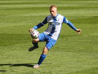 Andreas Müller  1.FC Magdeburg DFB  3.Liga Saison 2020-21