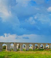 Kamares Aqueduct site, Larnaca, Cyprus