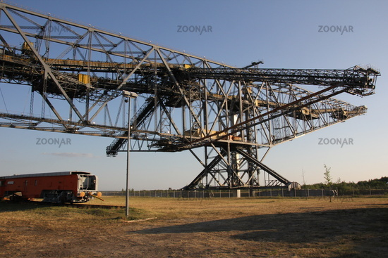 Förderbrücke F60