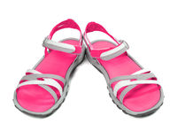 Pair of women summer sandals