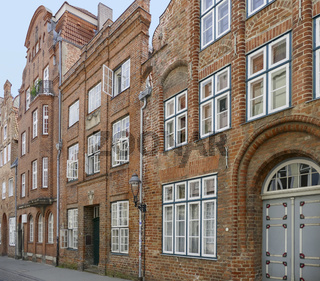 Houses in Lübeck