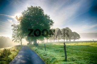 Herbstlandschaft in Mitteldeutschland