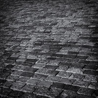 Cobbles abstract background.