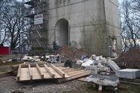 Baustelle am Schaumberg