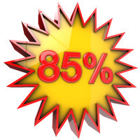 Star off eighty five percent