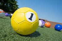 Fußball-Billard