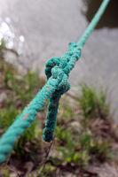 Knoten, Bootsbefestigung