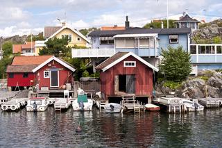 Rönnäng, Schweden