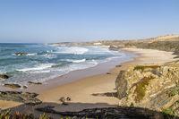 Strand Praia do Almograve, Alentejo, Portugal