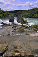 rheinfall switzerland