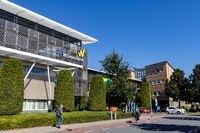 Campus Highschool Windesheim in Zwolle, The Netherlands