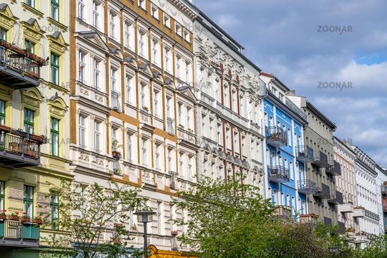 Schöne renovierte Altbauwohnungen in Berlin