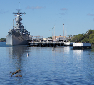 pearl harbour hawaii