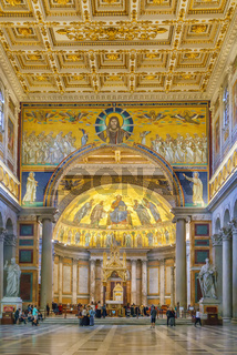 Basilica of Saint Paul, Rome, Italy